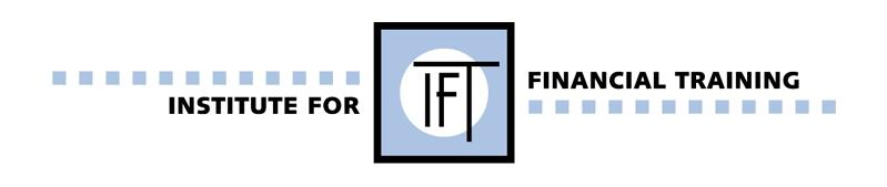 IFT, Institute for Financial Training